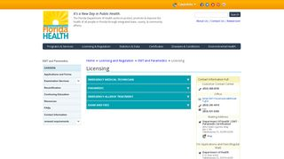 Licensing | Florida Department of Health