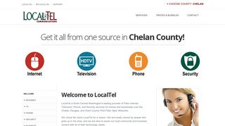 LocalTel - Phone, Internet, Television, and Security Services for ...