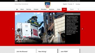 Join the FDNY - NYC.gov