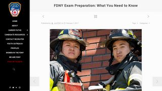 FDNY Exam Preparation: What You Need to Know - JoinFDNY