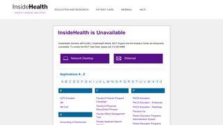 InsideHealth | Minimal Access - NYU Langone Login