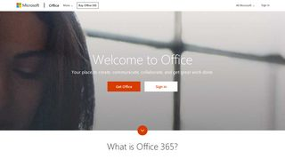 Office Live Workspace - Office 365 - Outlook.com