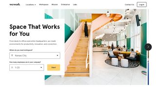 WeWork Coworking and Office Space