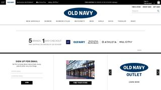 Old Navy Coupons & Promo Codes | Old Navy