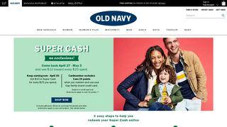 In Stores & Online! | Old Navy