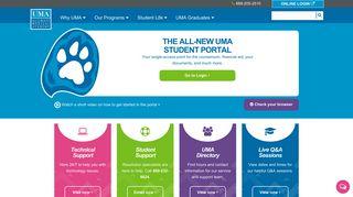 Puma Den Login | Ultimate Medical Academy