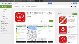 Oracle Field Service Cloud Mobile - Apps on Google Play