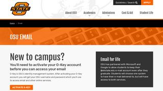 Email | Oklahoma State University