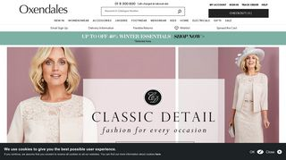 Oxendales.ie | Irish fashion clothing | Plus size women's clothing ...