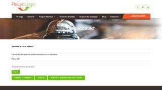 User account | PAPAYAPATHS