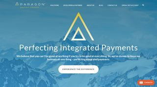 Paragon Payment Solutions: Integrated Payments
