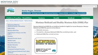 Member Services - Montana DPHHS - Montana.gov