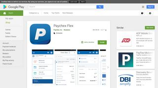 Paychex Flex - Apps on Google Play