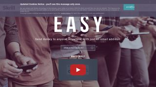Skrill: Online payments & Money transfer