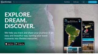 Polarsteps - The Personal Travel Log in Your Pocket