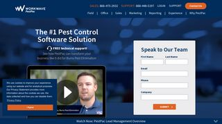 PestPac Pest Control Software   Billing, Scheduling, Routing