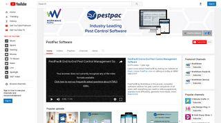PestPac Software - YouTube