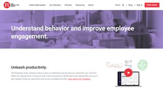 Employee Personality Assessments   The Predictive Index