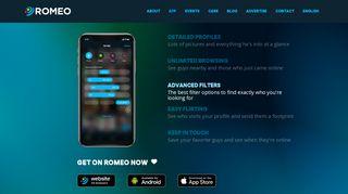 Planetromeo classic website login