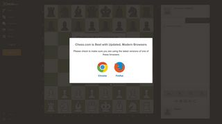 Play Chess Online Against the Computer - Chess.com