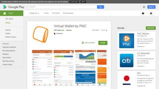 Virtual Wallet by PNC - Apps on Google Play
