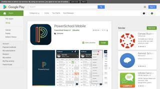 PowerSchool Mobile - Apps on Google Play