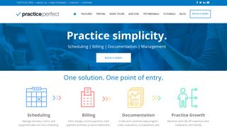 Practice Perfect: Speech & Physical Therapy EMR Software
