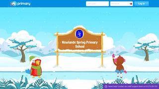 Login to Newlands Spring Primary School