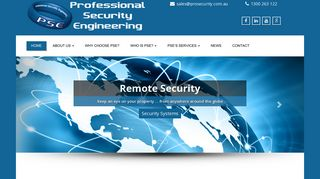 Professional Security Engineering