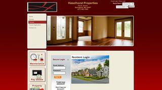 Tenants - Haselhorst Properties