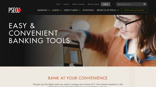 PSECU - Online And Mobile Banking
