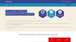 PTE Practice Tests