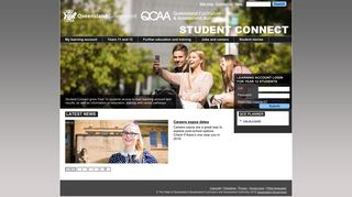 Student Connect [Queensland Curriculum and Assessment Authority]