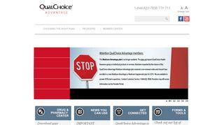 QualChoice Advantage | Medicare Advantage Plans - Arkansas