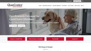 QualChoice Health Insurance | Home