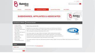 Qualitynet (Kuwait) - Batelco Group