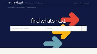 Jobs, Staffing, & Workforce Solutions | Randstad USA