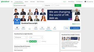 Randstad Sourceright Employee Benefits and Perks | Glassdoor