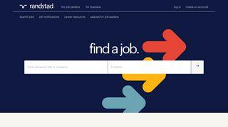Randstad USA: Jobs, Staffing, & Workforce Solutions