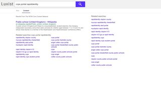 ccps portal rapididentity - Luxist - Content Results