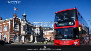 RATP Dev London