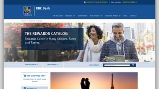 Explore All RBC Rewards