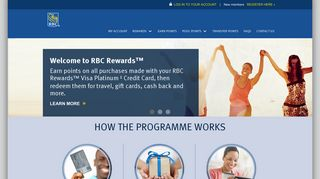RBC Rewards Caribbean