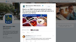 RBC Insurance on Twitter: