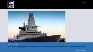Royal Navy: Home