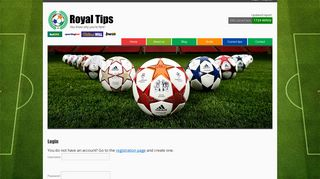 Royal sports betting login seahawks falcons betting line