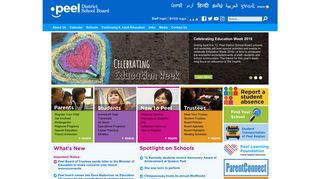 Peel District School Board