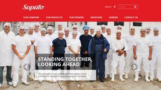 Employment   Saputo
