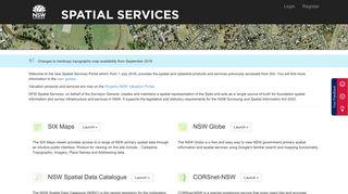 Spatial Information Exchange