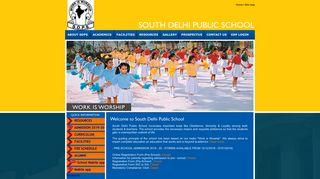 South Delhi Public School l Defence Colony l New Delhi